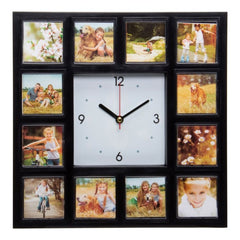 DIY Multi-Photo Clock