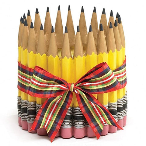 Picture of Pencil Bundle Resin Planters - 3 Pack