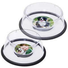 DIY Photo Pet Bowls - 2 Pack