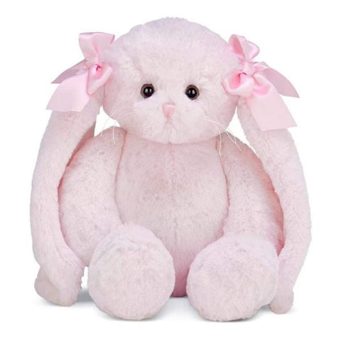 Picture of Pink Plush Stuffed Bunny Bun Bun
