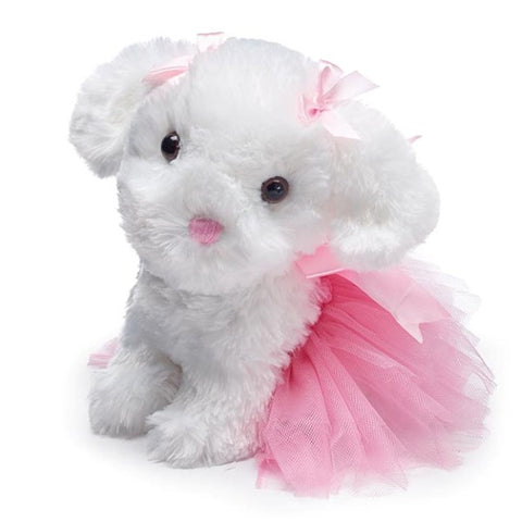 Picture of Plush Pink Tutu Puppy