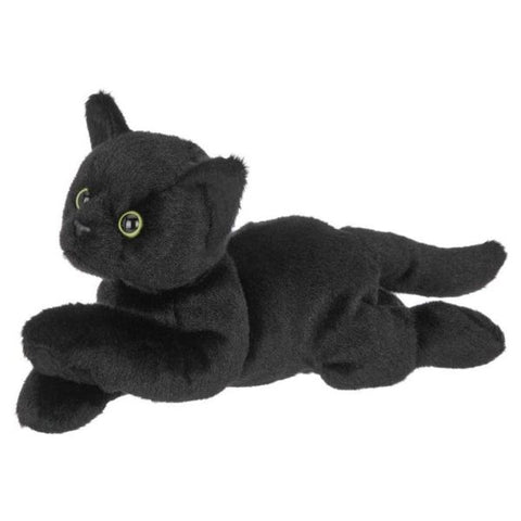 Picture of Plush Stuffed Black Cat Lil' Jinx