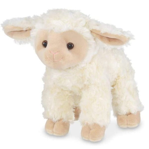 Picture of Plush Stuffed Animal Lamb Merino