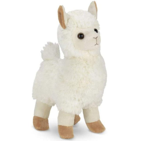 Picture of Plush Stuffed Animal Llama Alma