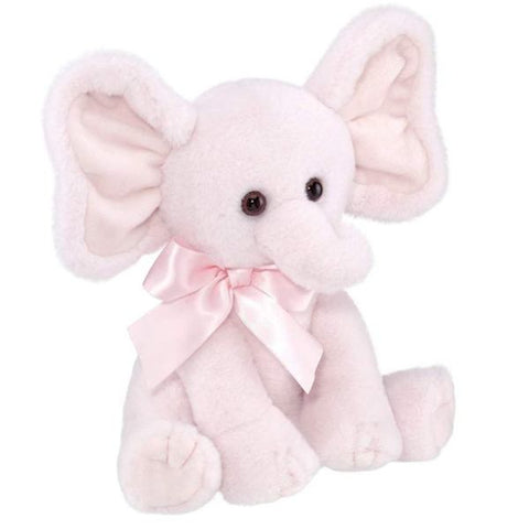 Picture of Plush Stuffed Animal Pink Elephant Pinky