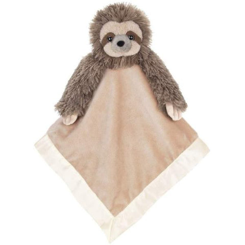 Picture of Plush Stuffed Animal Security Blanket Lil' Speedy Sloth Snuggler