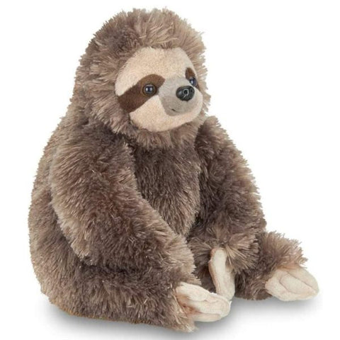 Picture of Plush Stuffed Animal Three Toed Sloth Speedy