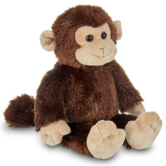 Plush Stuffed Monkey Swings (Snug 'ems)