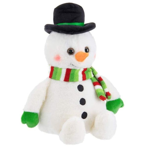 Picture of Plush Stuffed Snowman Big Snowball