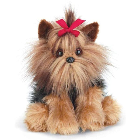 Picture of Plush Stuffed Yorkie Dog Chewie