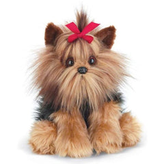 Plush Stuffed Yorkie Dog Chewie