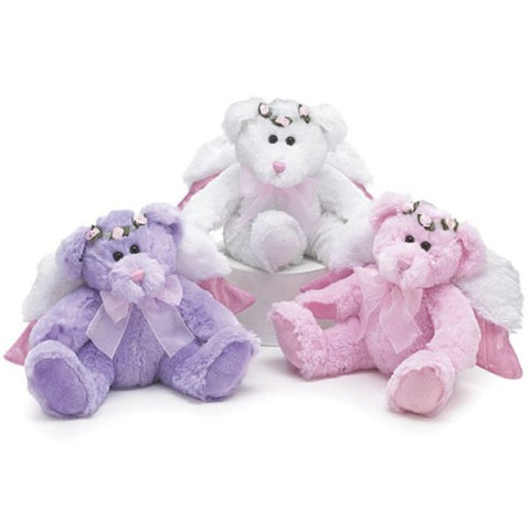 Picture of Plush Angel Bear Set