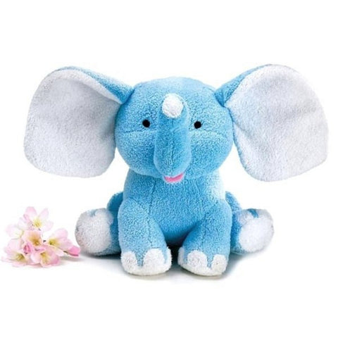 Picture of Plush Baby Buddy Blue Elephants - 2 Pack