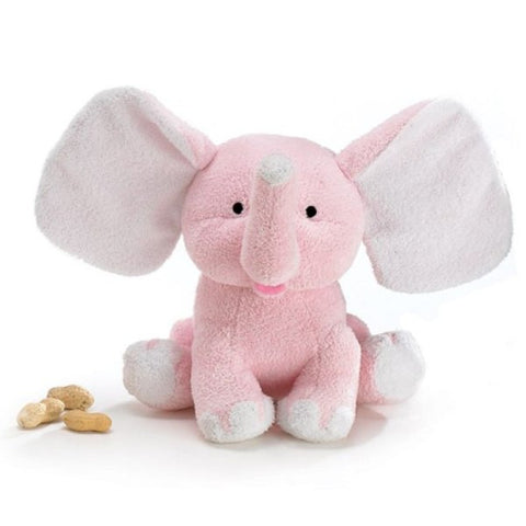 Picture of Plush Baby Sissy Pink Elephant