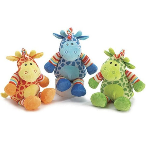 Picture of Plush Rainbow Giraffe