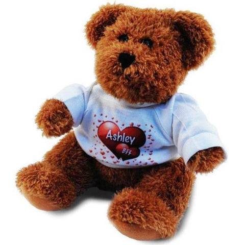 Picture of Plush Teddy Bear with Your Own Design