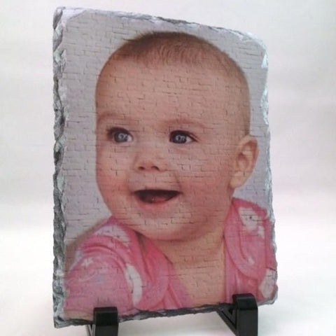 Picture of Photo Art Wall Printing on Rectangular Stone Slates