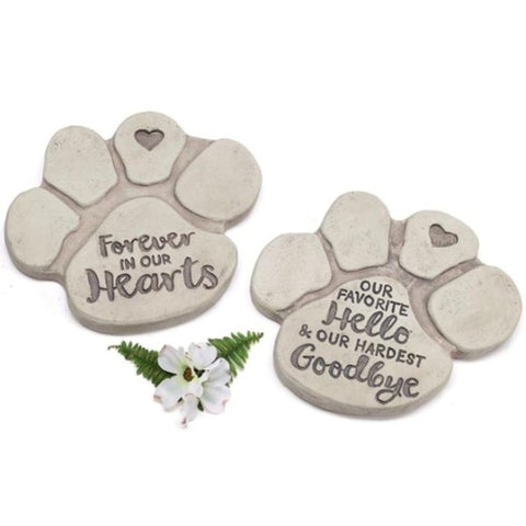 Picture of Resin Pet Memory Garden Stone Assortment
