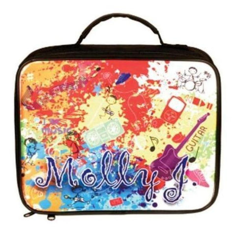 Picture of Insulated Lunch Tote with Your Own Design