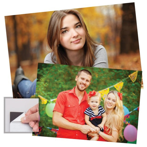 Picture of Self-Adhesive Photo Magnets - 12 Pack