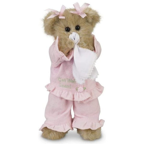 Picture of Sicky Vicky Get Well Bear