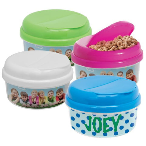 Picture of DIY Snack Containers - 4 Pack