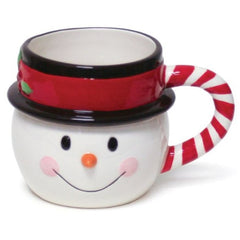 Snowman 13 oz. Coffee Mug