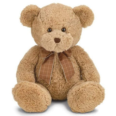 Stuffed Animal Brown Plush Teddy Bear Bensen