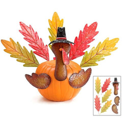 Thanksgiving Pumpkin Turkey Making Kit