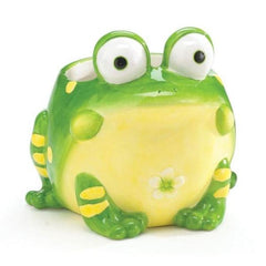Toby the Toad Frog Planter/Vase - 2 Pack