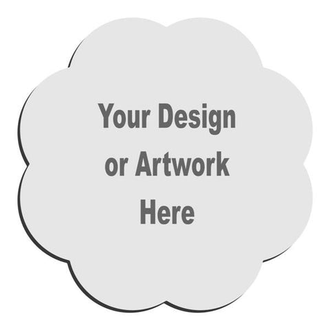 Picture of Pamplona Creative Border Desktop Hardboard Plaque for Your Design