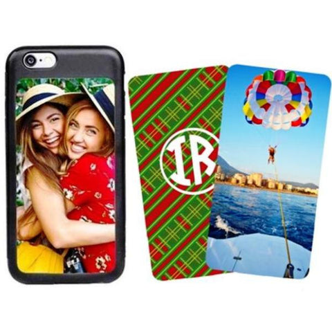 Picture of Flex-frame Case and Backplate Insert Set for iPhone 6 Cell Phone