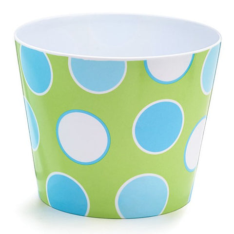 Picture of WHO'S CUTEST BOY Melamine Pot Cover - 8 Pack