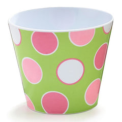 WHO'S CUTEST GIRL Melamine Pot Cover - 8 Pack