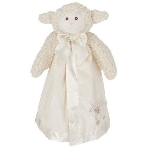 Picture of Plush Stuffed Animal Security Blanket Lamby Lamb Snuggler