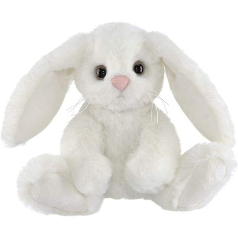 Picture of White Plush Bunny Rabbit Lil' Whisker
