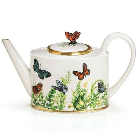 Picture of Wings of Grace Porcelain Teapots - 2 Pack