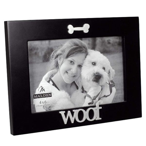 Picture of Woof Expressions Picture Frame