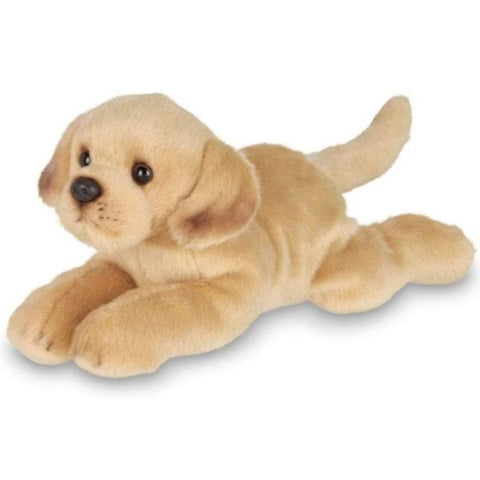 Picture of Yellow Labrador Retriever Plush Puppy Dog Lil' Tanner