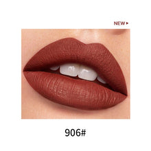 Load image into Gallery viewer, Matte 18 Colors Lip Gloss Mini Capsule Shape Lip Glaze Velvet Moisture Lasting Non-stick Cup Smooth Matte Lip Gloss TSLM1