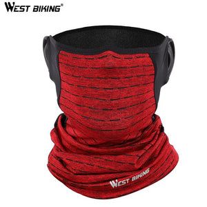 WEST BIKING Summer Cycling Headband Bicycle Bandana Sports Fishing Cover Magic Scarf Ride Running Scarf Anti-UV Headwear