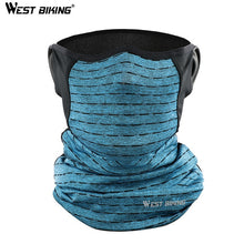 Load image into Gallery viewer, WEST BIKING Summer Cycling Headband Bicycle Bandana Sports Fishing Cover Magic Scarf Ride Running Scarf Anti-UV Headwear