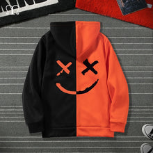 Load image into Gallery viewer, Men Women Sweatshirts Cardigan Harajuku Hip Hop Hoodies Male Fashion Cool Printed Streetwear Mens Clothes Outwear Big Size 5XL