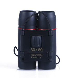 High Clarity Telescope 30X60 Night Vision Binoculars For Outdoor Animal Watching Travelling Hunting Camping Equipment