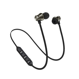 XT11 Sports Running Bluetooth Wireless Earphone Active Noise Cancelling Headset for phones and music bass Bluetooth Headset