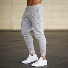 Load image into Gallery viewer, 2019 Casual Skinny Pants Mens Joggers Sweatpants  Fitness Workout Brand Track pants New Autumn Male Fashion  Trousers