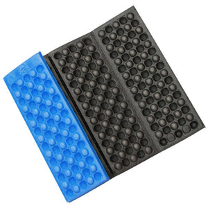 Foam Pad Outdoor Camping Travel Mats Cushion Folding Foam Seat Waterproof Portable Moisture-proof Hiking Seat Outdoor Equipment