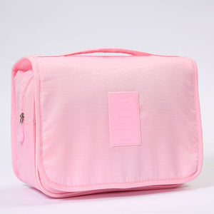 high quality Women Makeup Bags travel cosmetic bag Toiletries Organizer Waterproof Storage Neceser Hanging Bathroom Wash Bag
