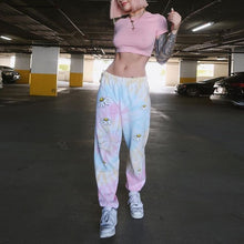 Load image into Gallery viewer, Brand New Women Casual Fashion High Waist Hip Hop Dance Sport Running Jogging Harem Pants Sweatpants Jogger Baggy Trousers