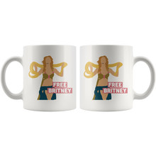 Load image into Gallery viewer, Free Britney Mug